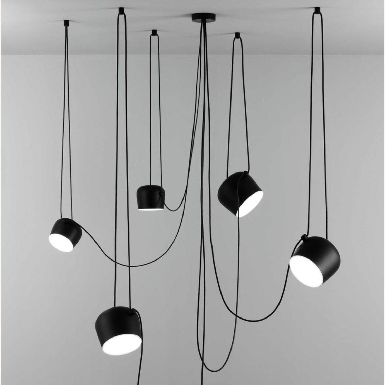 Flos LED Pendant Light in Black - image-2