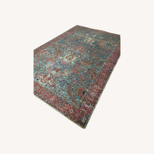 Used Urban Outfitters Winnie Printed Rug for sale on AptDeco