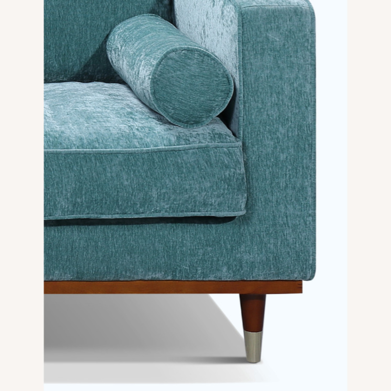Brooklyn Space Introspect Mid-Century Modern Sofa - image-4