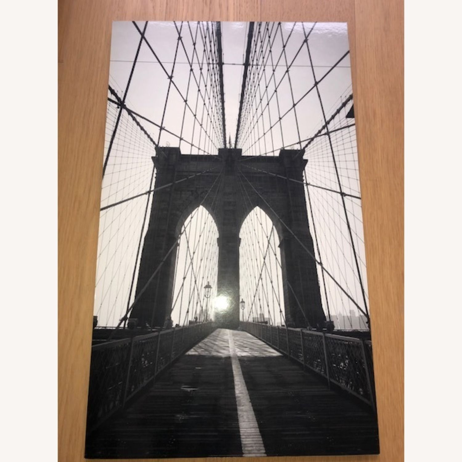 IKEA NYC Black & White Photo Gallery Wall Set of 9 - image-5