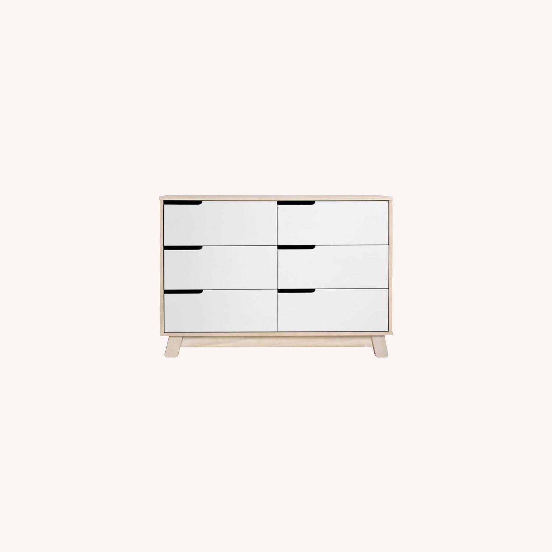 Babyletto Hudson 6 Drawer Dresser - image-0