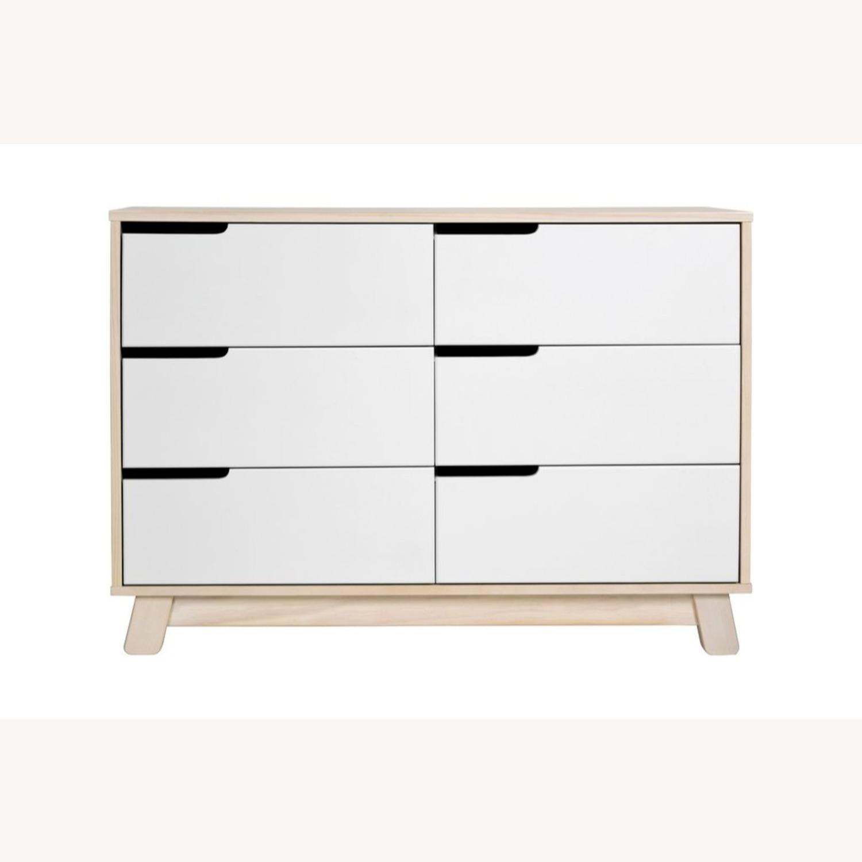 Babyletto Hudson 6 Drawer Dresser - image-3