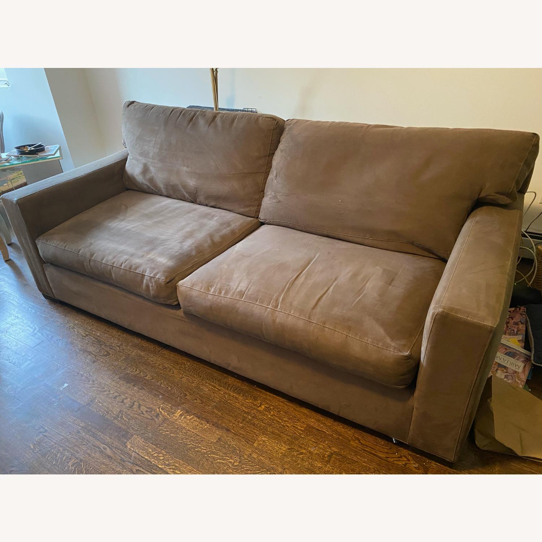 Crate & Barrel Axis II Sofa - image-3