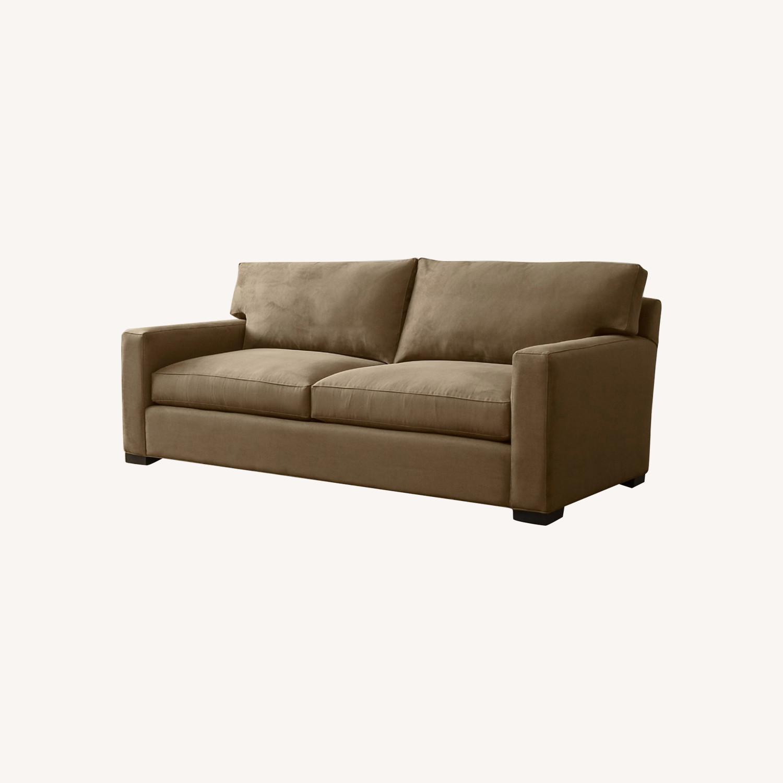 Crate & Barrel Axis II Sofa - image-0