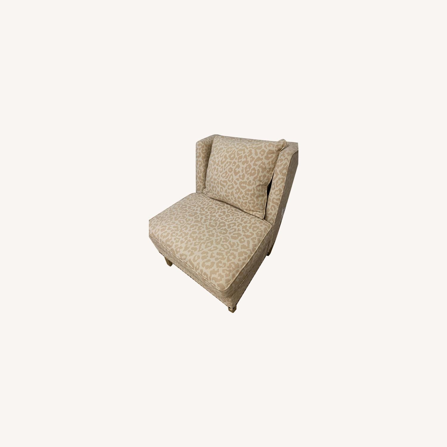 Natural Accent Chair - image-0