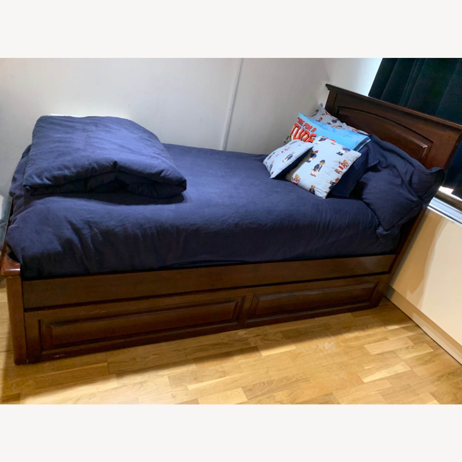 Trundle Twin Bed - image-1