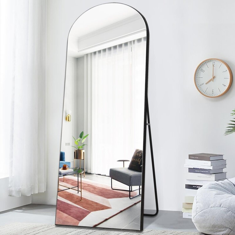 Wayfair Arched Floor Full Length Mirror - image-0