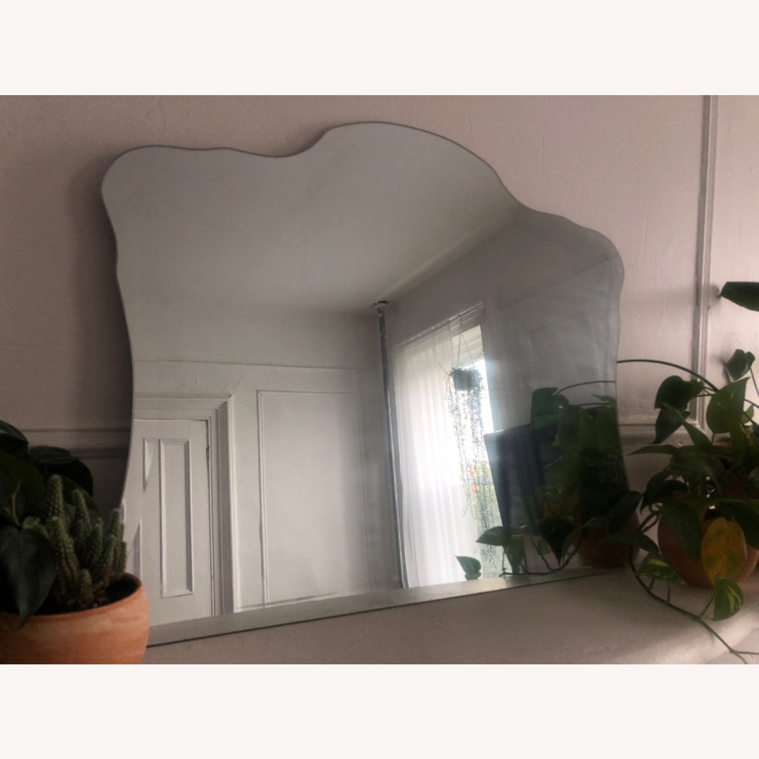 Shabby Chic Vintage Mirror - image-3