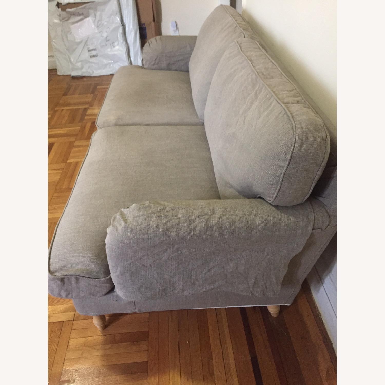 IKEA Stocksund Grey Sofa - image-3