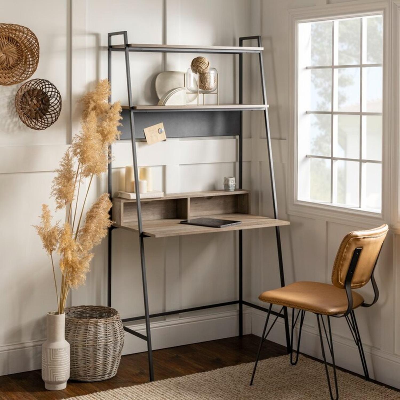 AllModern Eddy Leaning/Ladder Desk - image-3