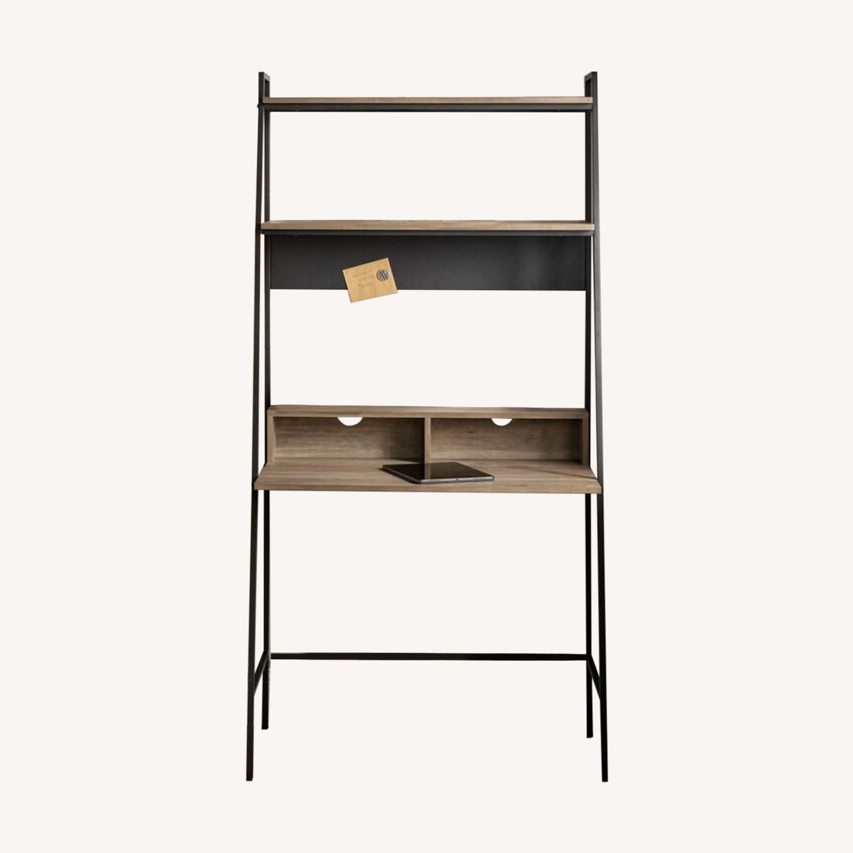 AllModern Eddy Leaning/Ladder Desk - image-0