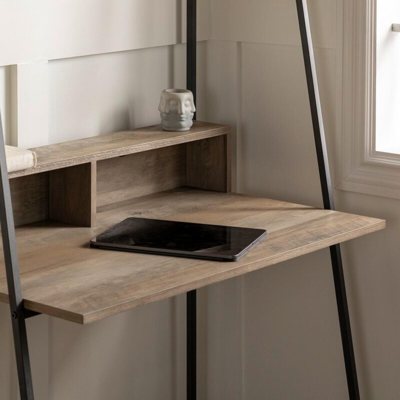 AllModern Eddy Leaning/Ladder Desk - image-2