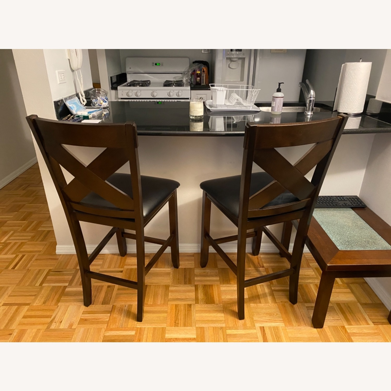 Bob's Discount Furniture Bar Stools - image-2