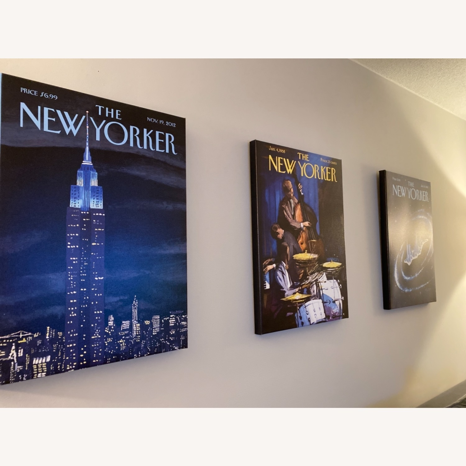 Canvas Paintings of New Yorker Covers - image-2
