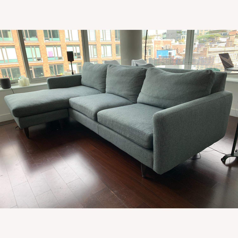 Room & Board Jasper Sofa with Chaise - image-2