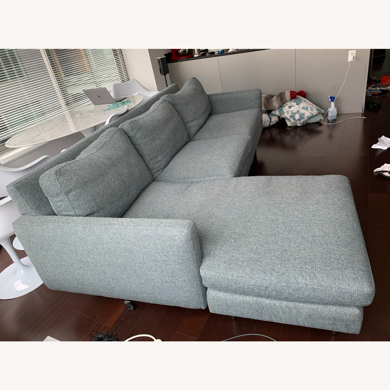 Room & Board Jasper Sofa with Chaise - image-3