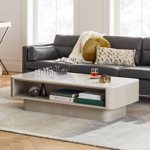 Used West Elm Panorama Coffee Table for sale on AptDeco