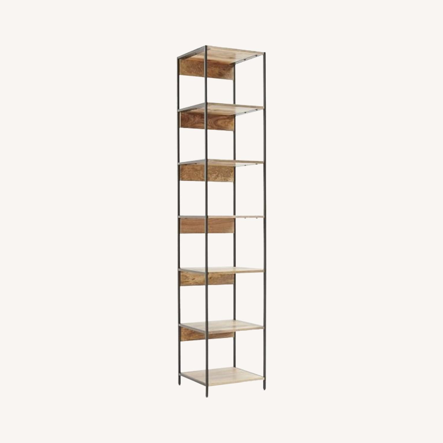 West Elm Industrial Storage Modular Bookshelf - image-0