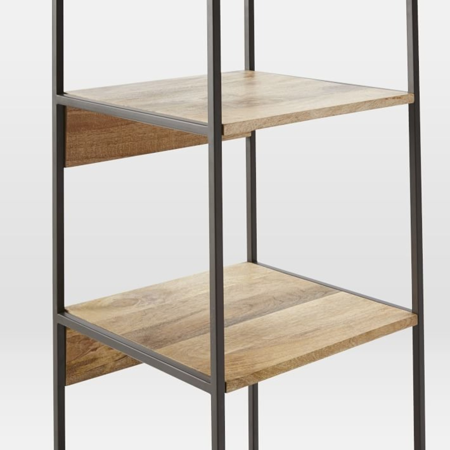 West Elm Industrial Storage Modular Bookshelf - image-3