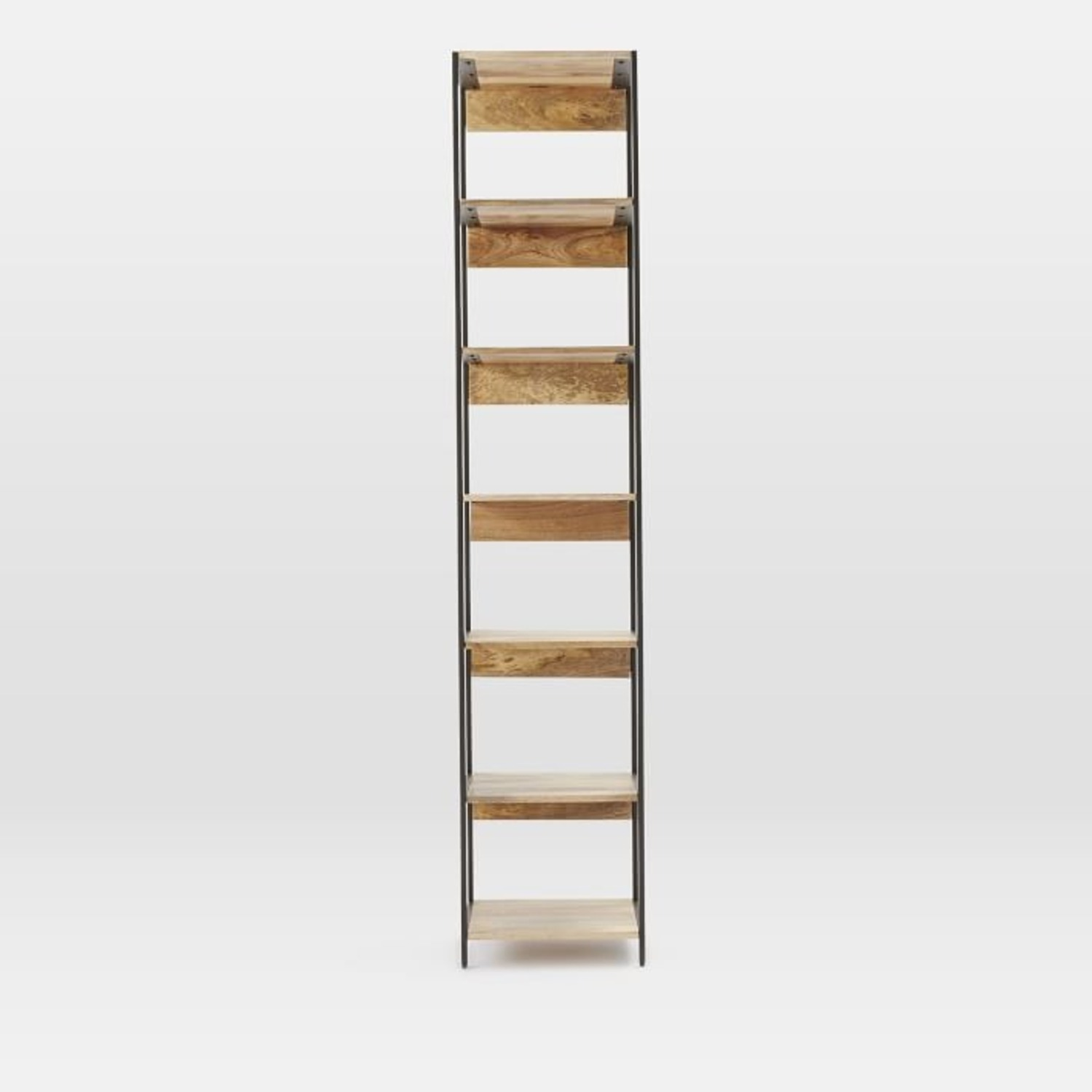 West Elm Industrial Storage Modular Bookshelf - image-2