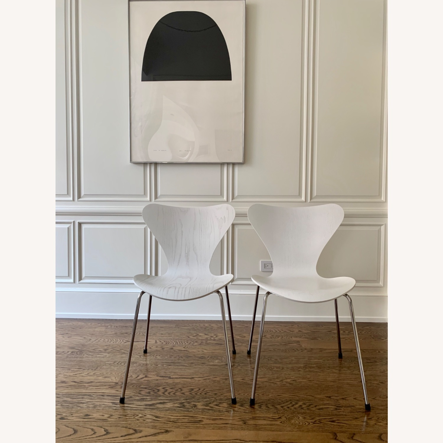 Design Within Reach Mid-Century Dining Chairs - image-1