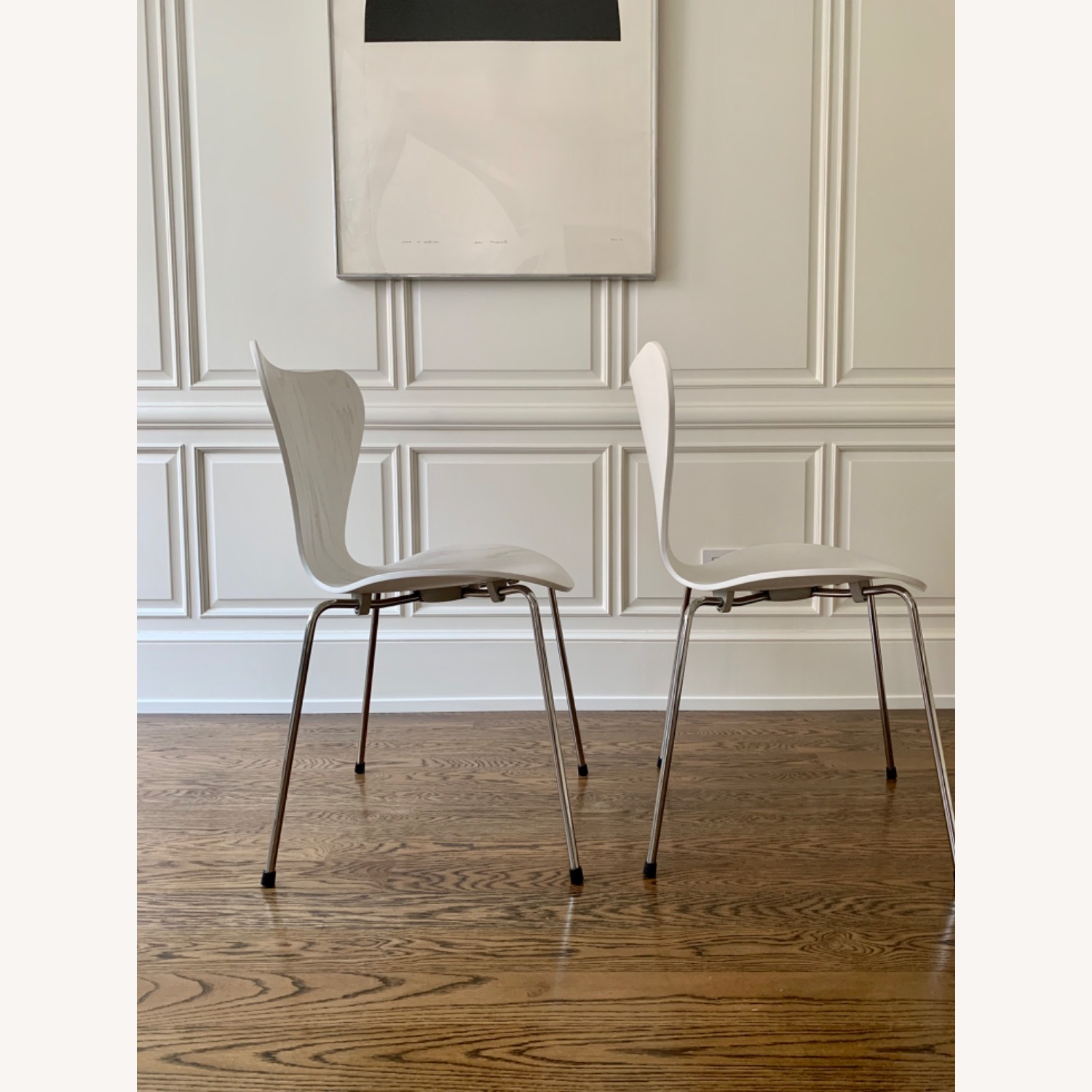 Design Within Reach Mid-Century Dining Chairs - image-2