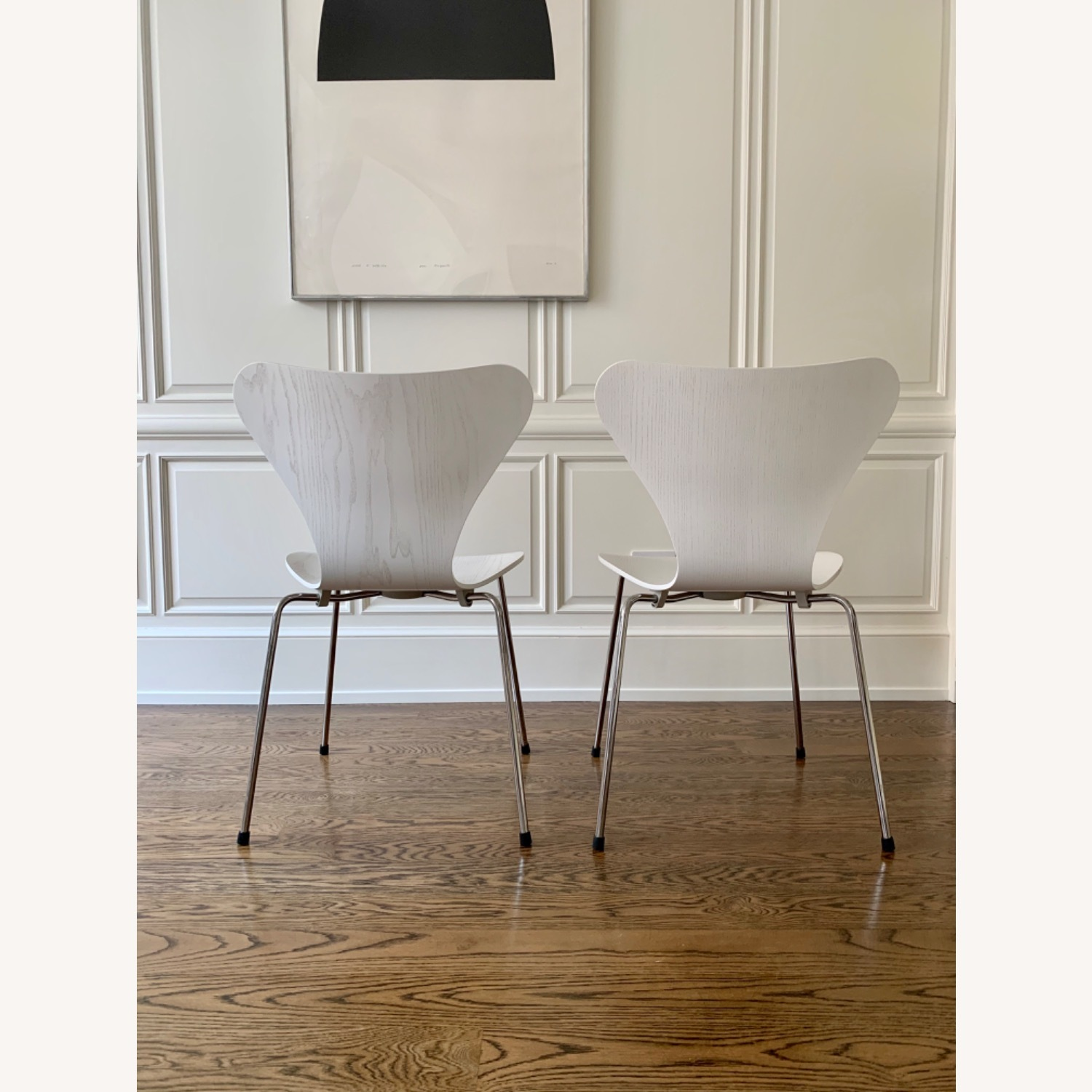 Design Within Reach Mid-Century Dining Chairs - image-3