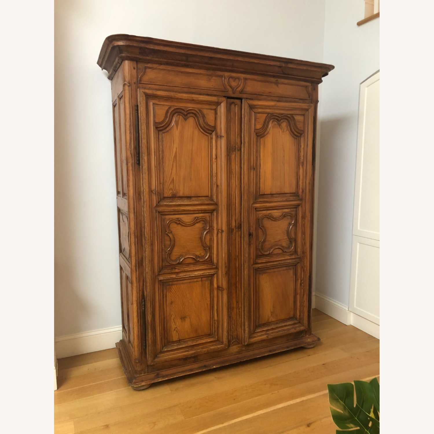 ABC Carpet and Home French Antique Armoire - image-1