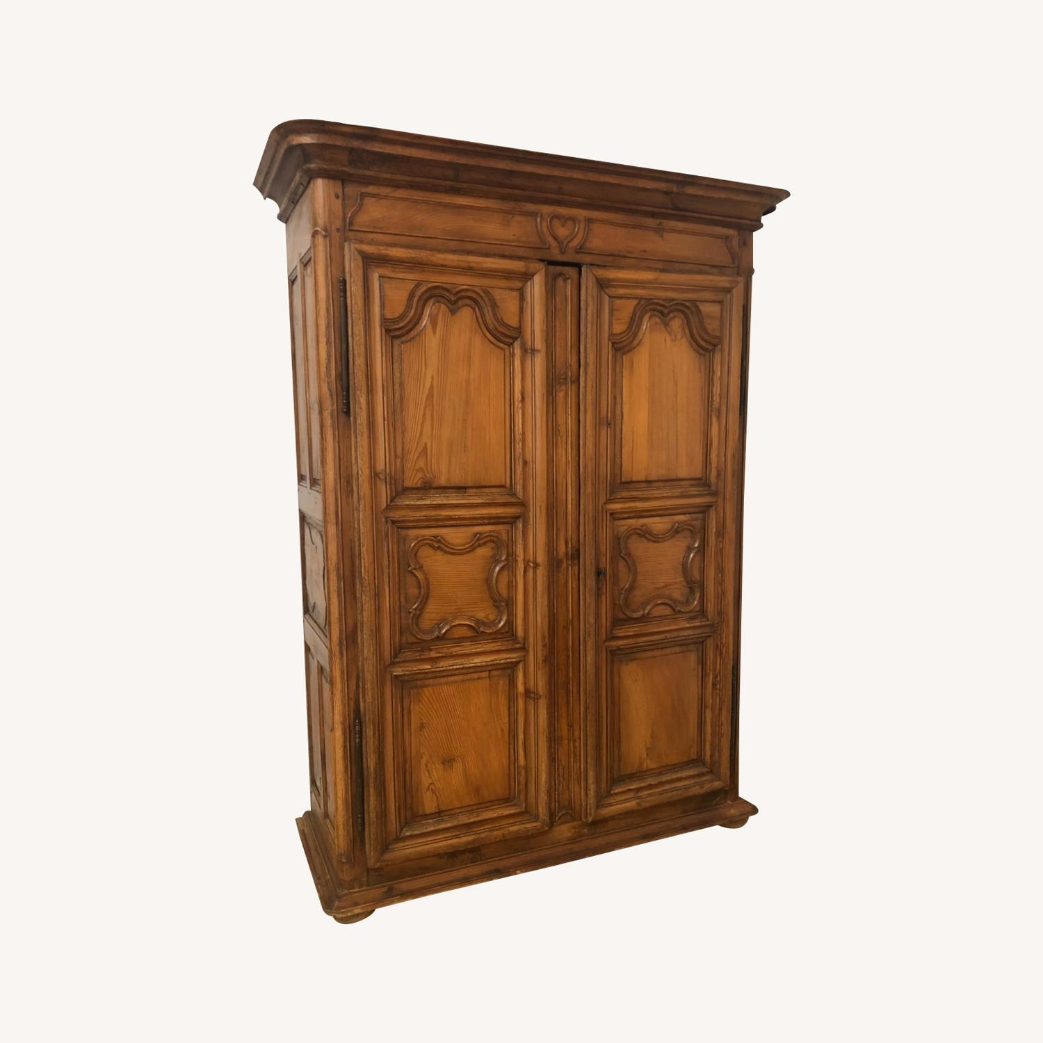 ABC Carpet and Home French Antique Armoire - image-0