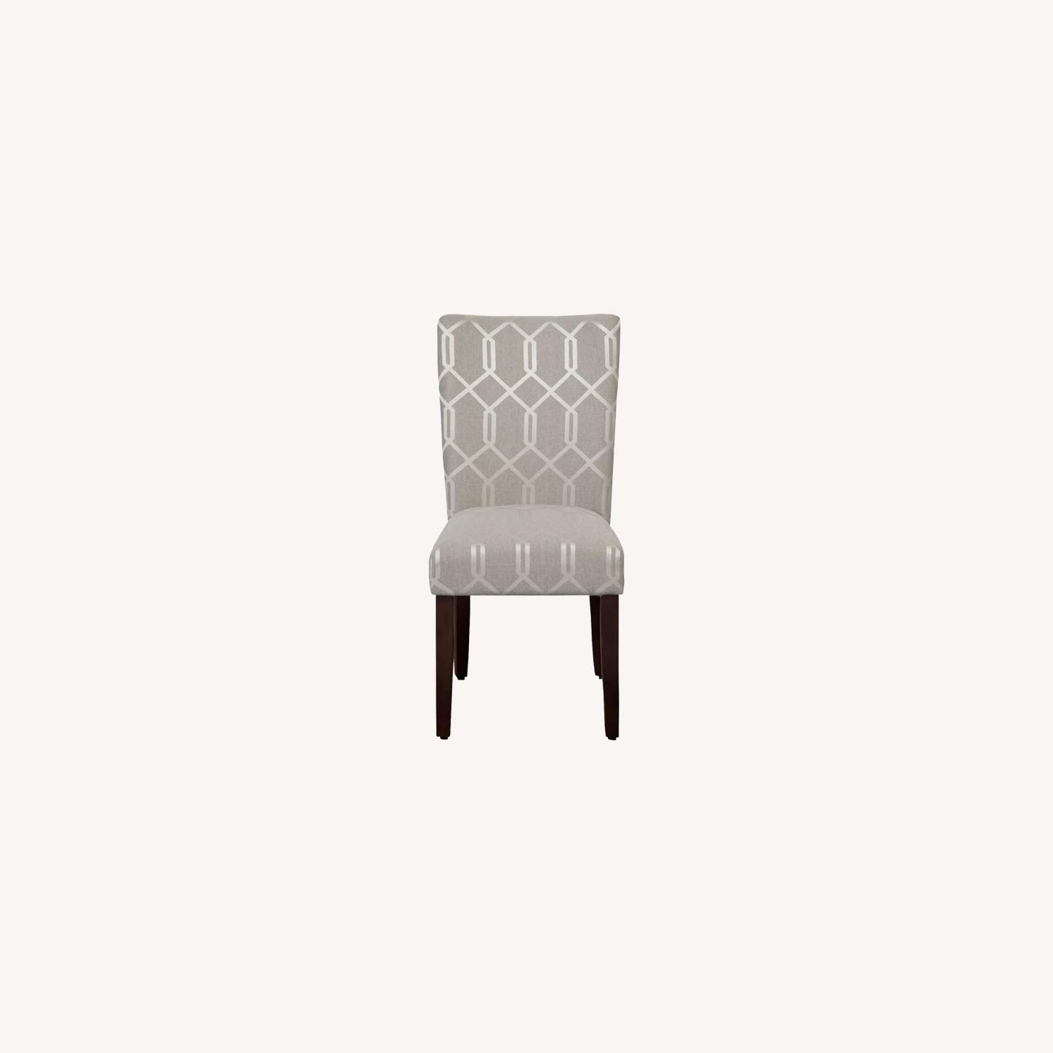 Upholstered Accent Dining Chair - image-0