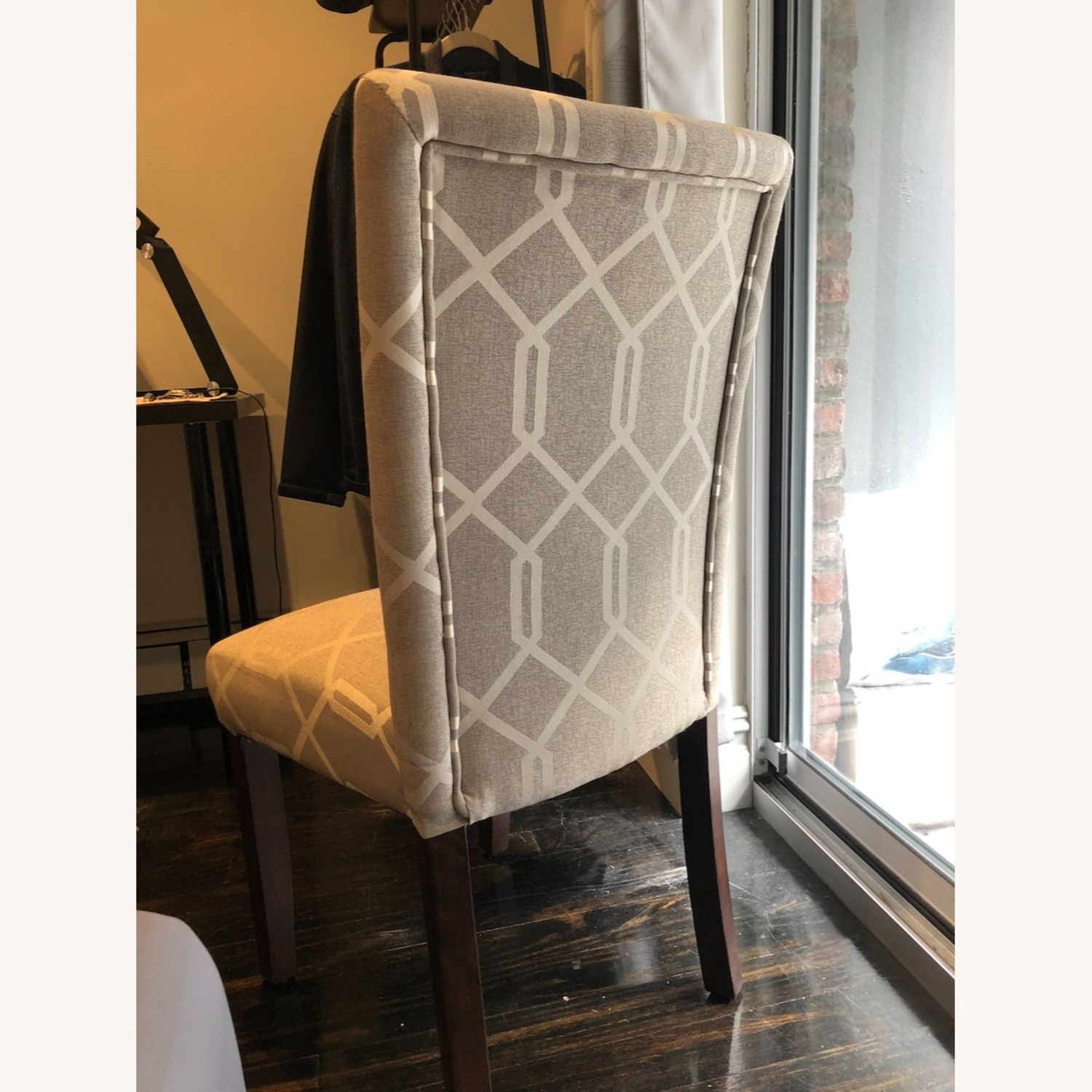 Upholstered Accent Dining Chair - image-1