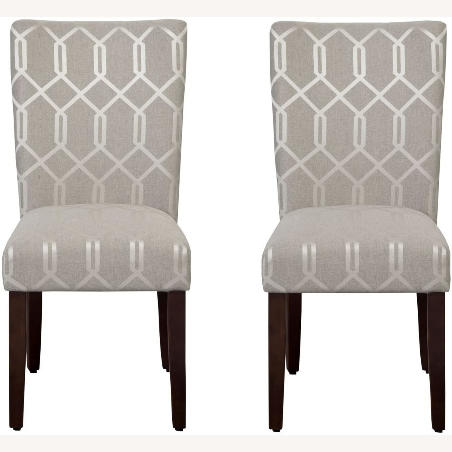 Upholstered Accent Dining Chair - image-3