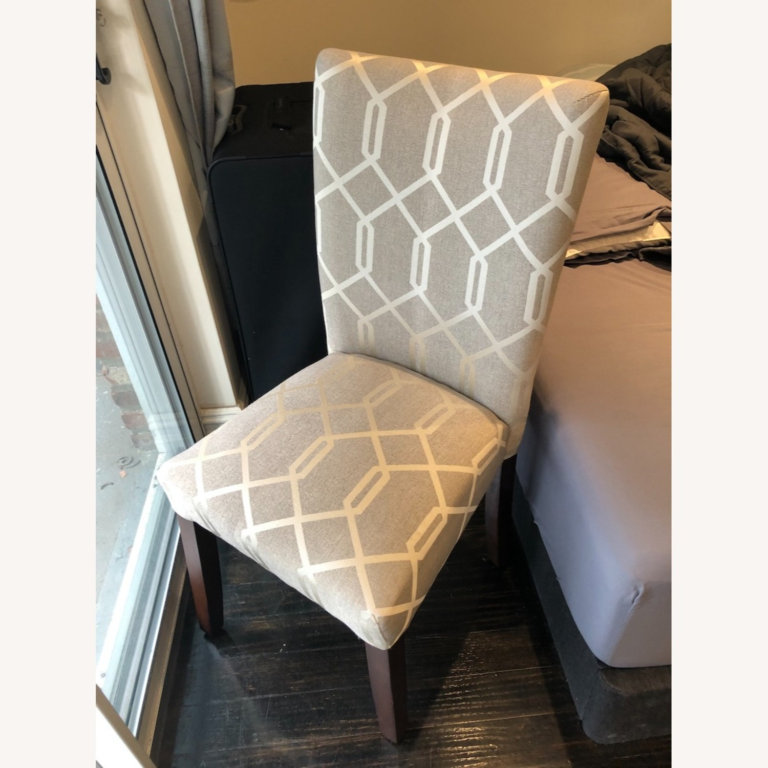 Upholstered Accent Dining Chair - image-4