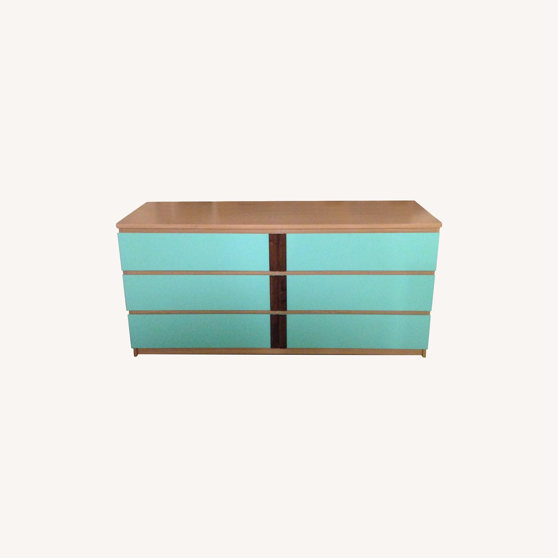 IKEA Customized Malm Dresser - image-0
