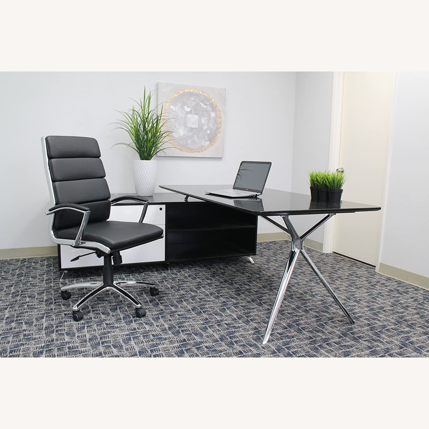 Boss Caressoft Plus Executive Chair - image-3