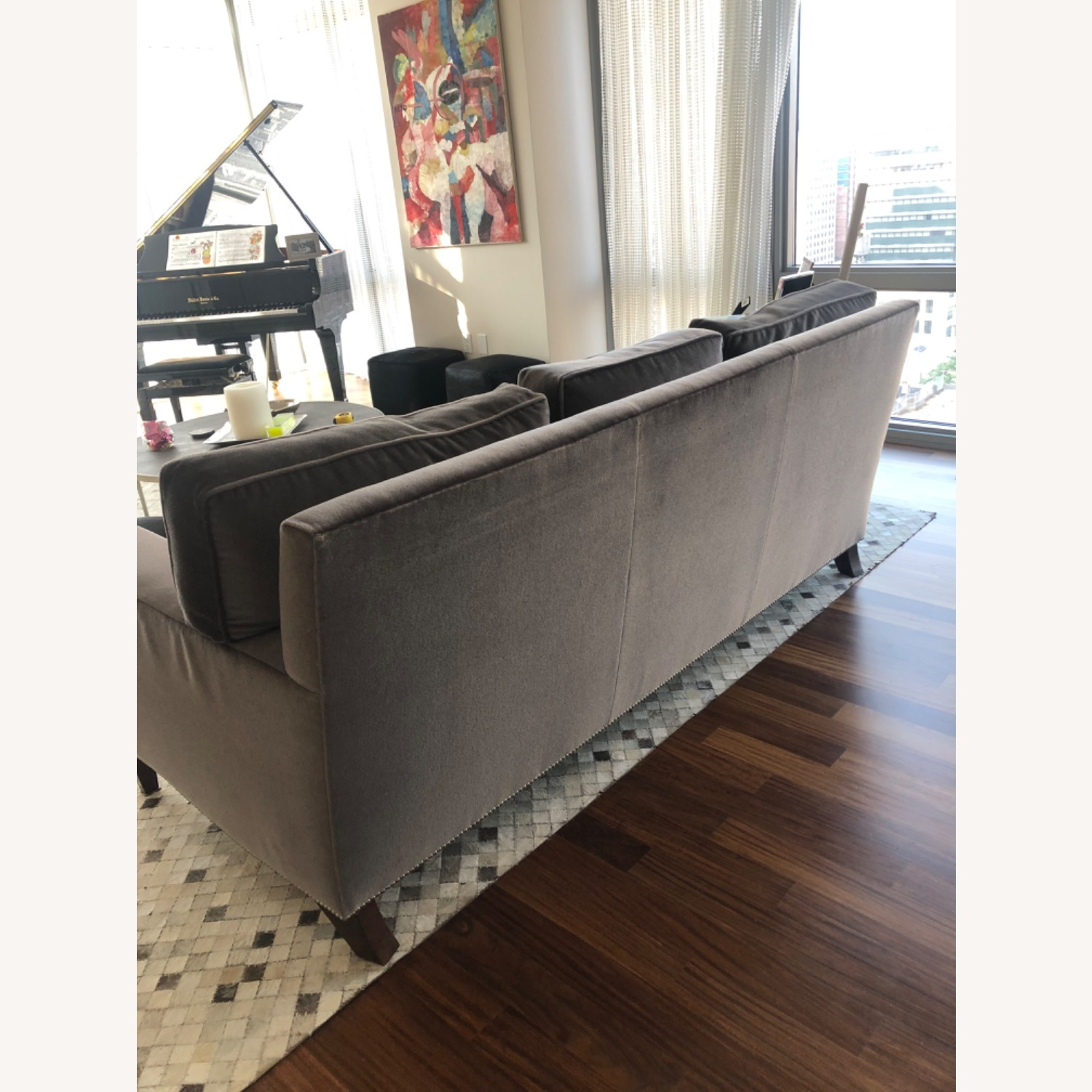 Chic Custom Couch creates by our Designer - image-5