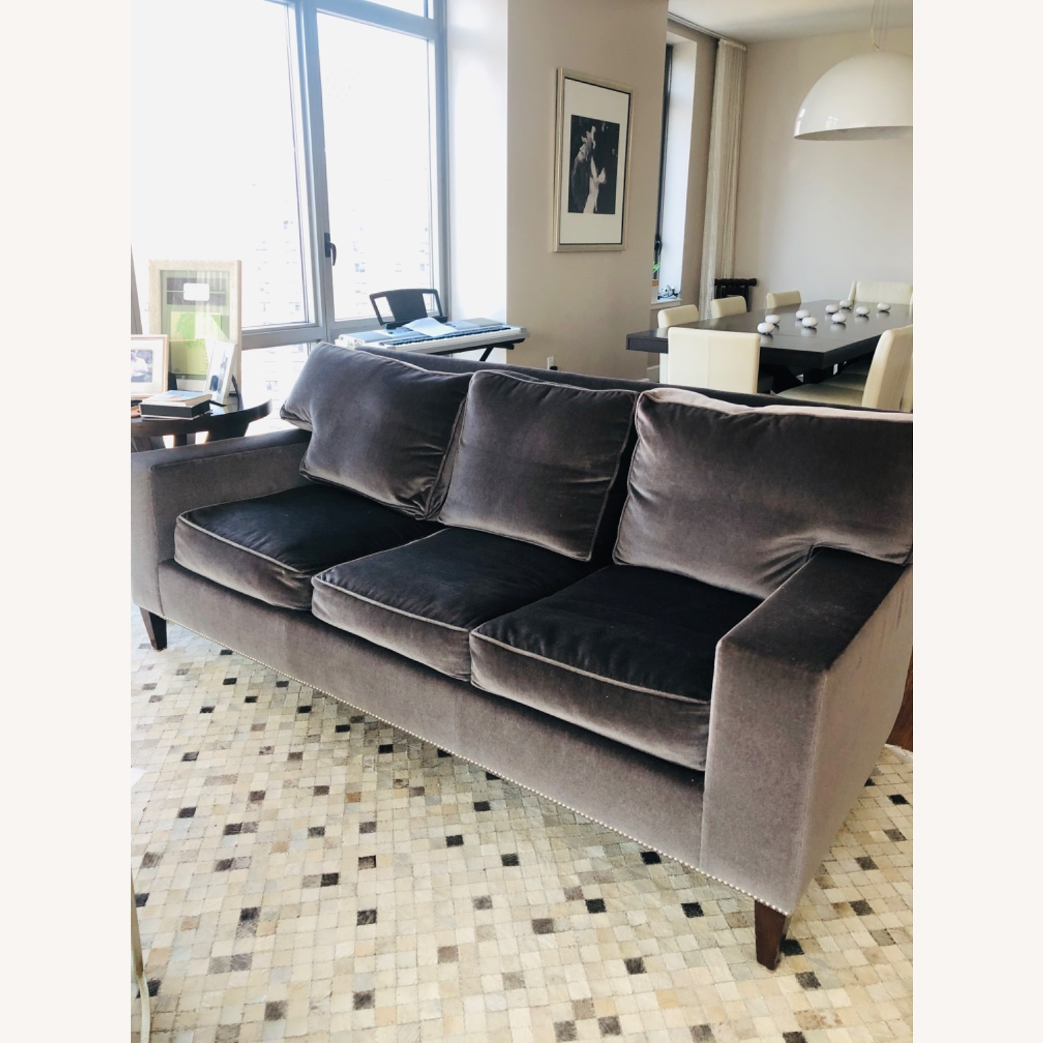 Chic Custom Couch creates by our Designer - image-1