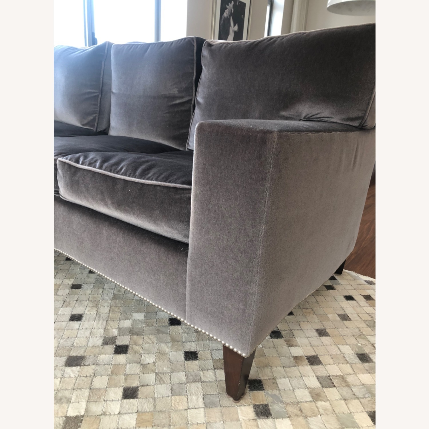 Chic Custom Couch creates by our Designer - image-7