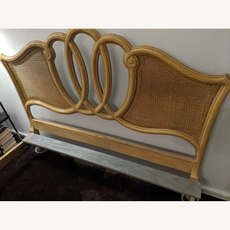 Antique Queen Bed - image-3