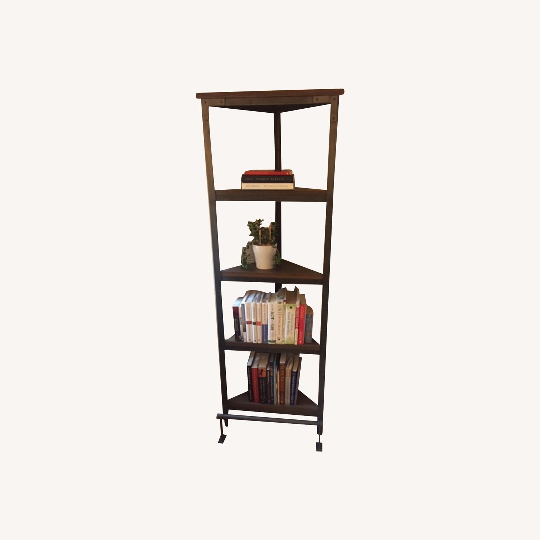 World Market Emerson Corner Bookcase - image-0