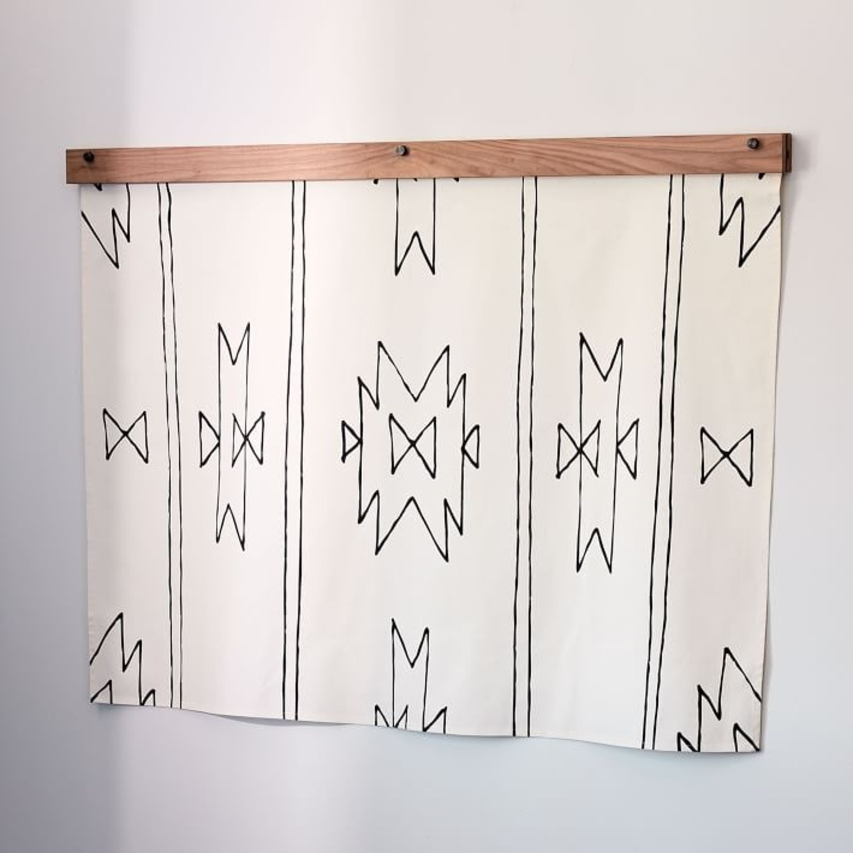 West Elm Little Korboose Organic Cotton Tapestry - image-2