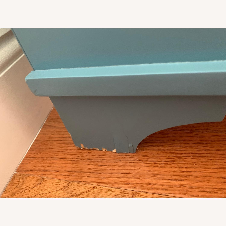 Gothic Furniture Light Blue Dresser - image-4