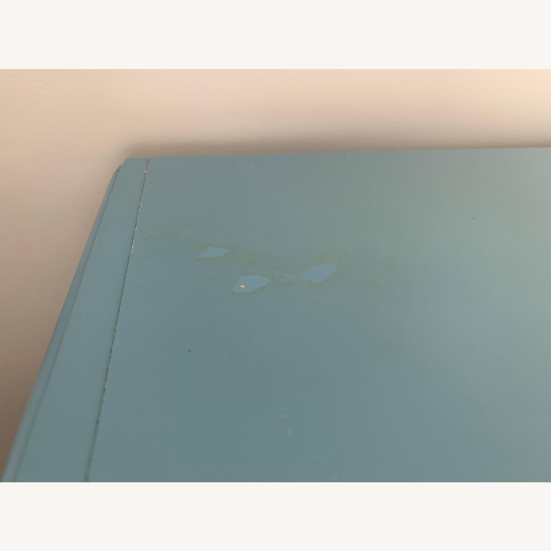 Gothic Furniture Light Blue Dresser - image-2