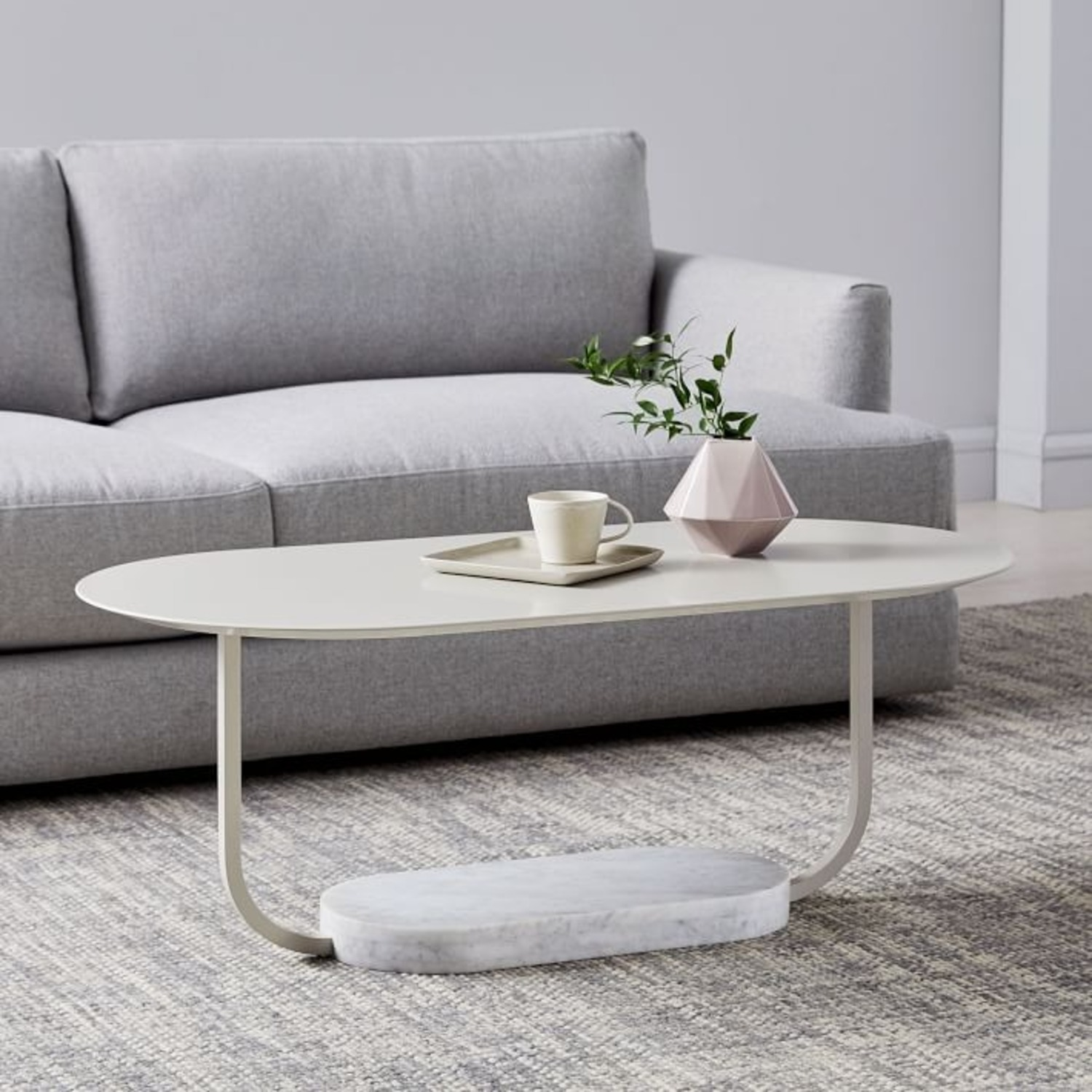 West Elm Clifton Coffee Table - image-1