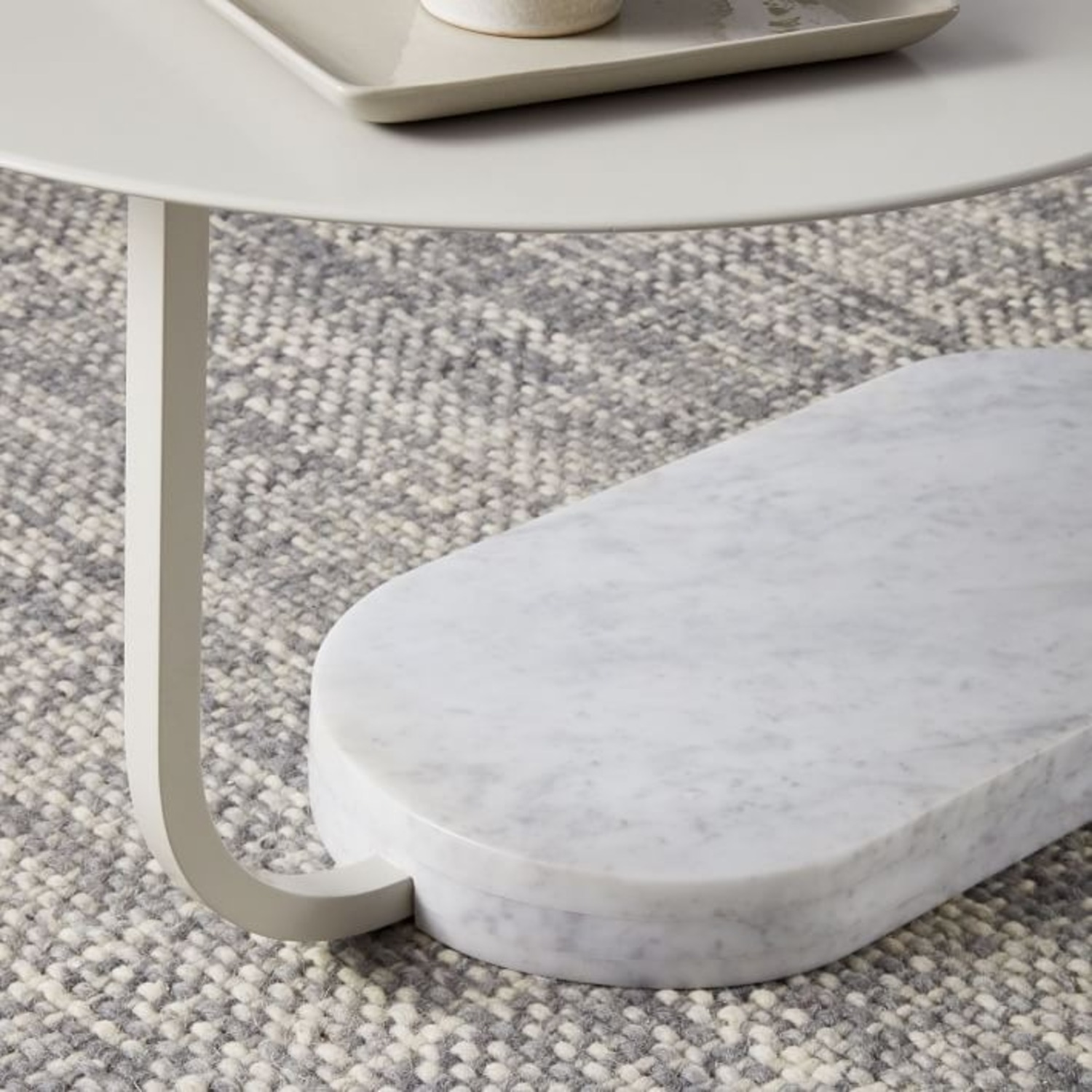 West Elm Clifton Coffee Table - image-2