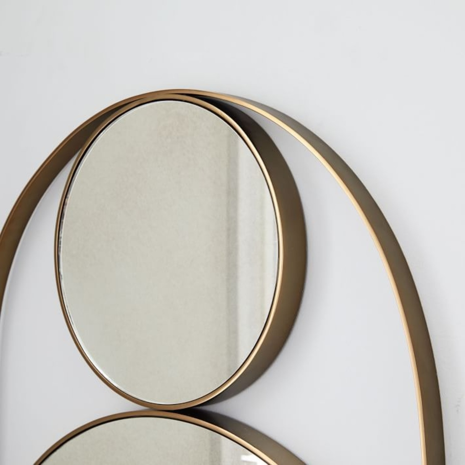 West Elm Celestial Wall Mirror - image-1