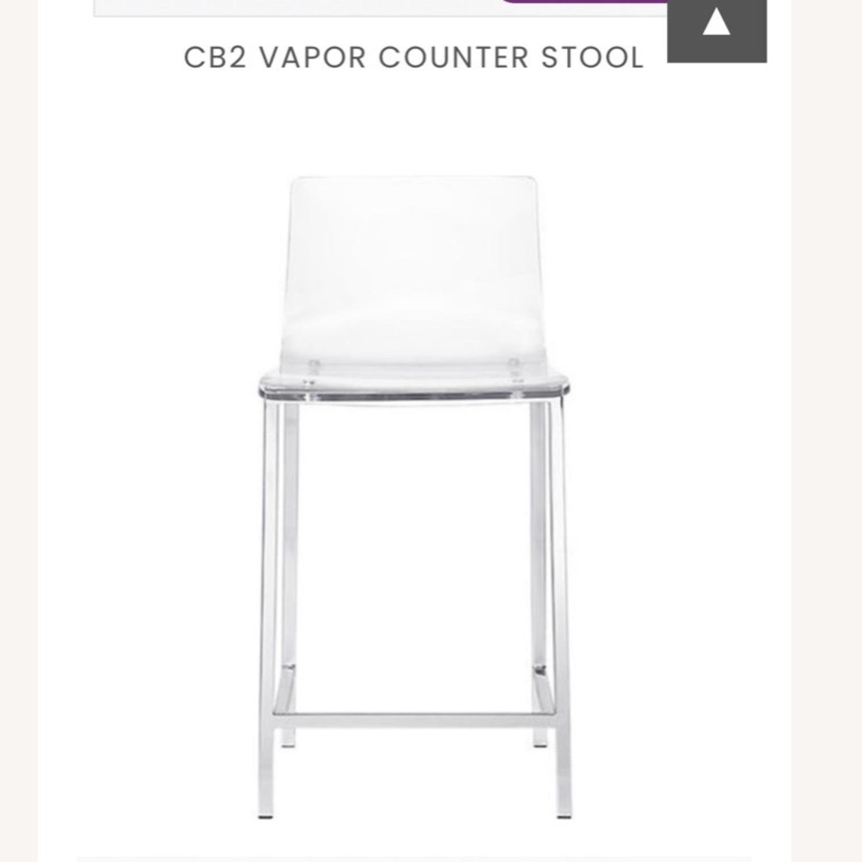 CB2 Vapor Counter Stools 24 - image-0