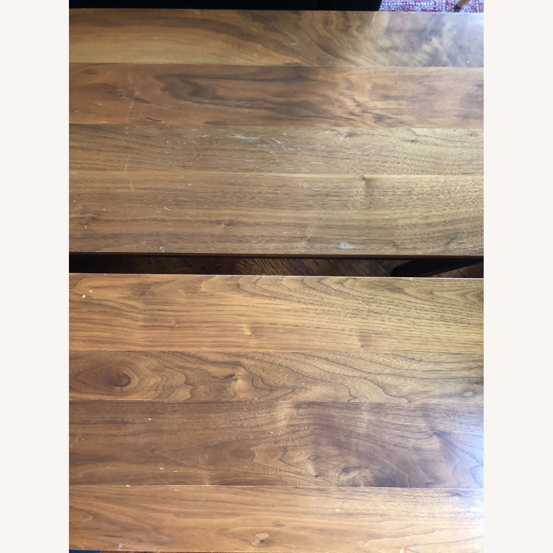 Room & Board Parsons Bench Wood/ Steel - image-4