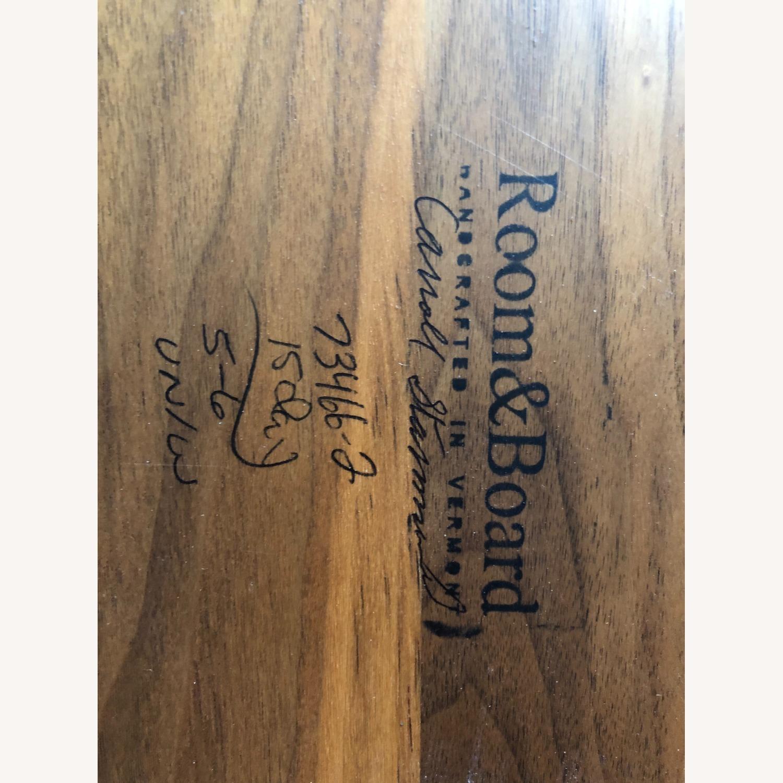 Room & Board Parsons Bench Wood/ Steel - image-7