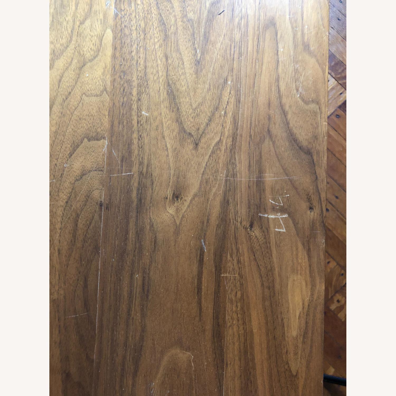 Room & Board Parsons Bench Wood/ Steel - image-6
